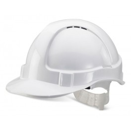 Contract Hard Hat White